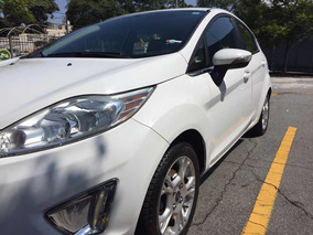 Ford New Fiesta 1.6 16v Se Flex 5p 2013