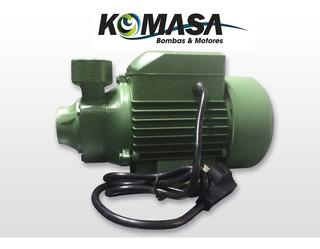 Bomba Centrifuga Periferica 220 V 0.5hp 600w 35 L/min.komasa