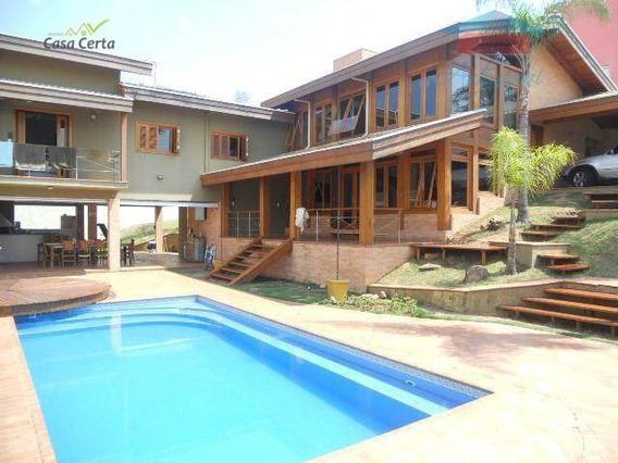 Casa Residencial À Venda, Loteamento São Jerônimo, Mogi Mirim. - Ca0479