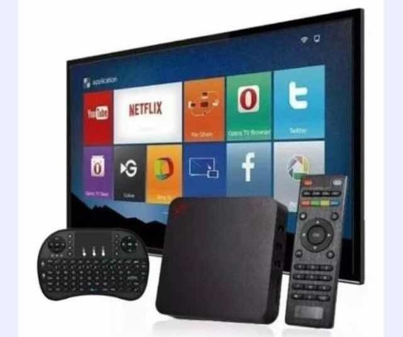 Conversor Smart Tv Com Frete Grátis+teclado