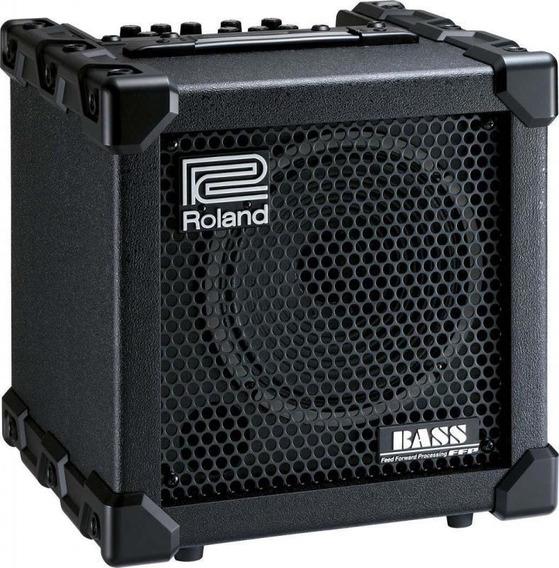 Amplificador Baixo Roland Cb-20xl 20w - 110v