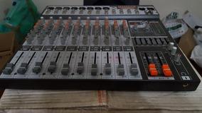Mesa De Som Soundcraft Sx1202 Fx 12 Canais, Sx1202fx