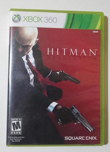 Hitman Absolution Xbox 360 Lenny Star Games
