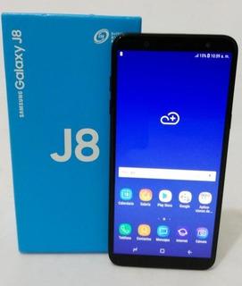 Telefonos Celulares Baratos Samsung J8 32gb Telcel (m)