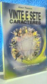 Livro Vinte E Sete Caracteres Hemograma Em Nuances Aloar Pas
