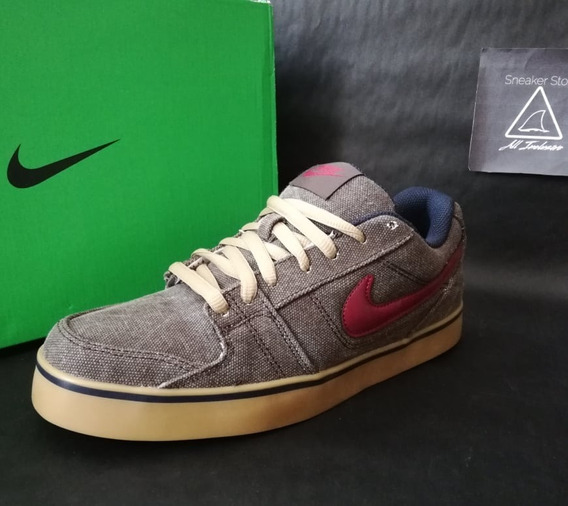 Tenis Nike Ruckus Low Moda Retro, Clasicos Rat Denim Deslava