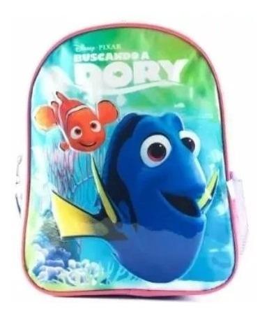 Mochila Buscando A Dory Nemo 12 Espalda Chica Jugueterialeon