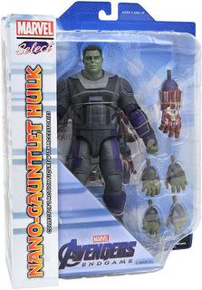 Marvel Select: Avengers Endgame Nano-gauntlet Hulk