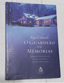 Livro O Guardião De Memórias
