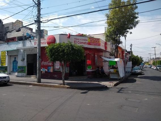 Casa Sola En Venta Moctezuma 2da Sección