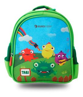 Mochila Notebook Tablet Infantil Tabi 7/10 Polyester