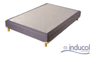 Base Sommier 1p Inducol Imperial 80x190 Envios