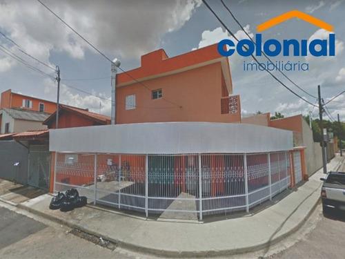 Salão Comercial - Locação Jardim Estadio - Jundiaí - Sl00012 - 2063193
