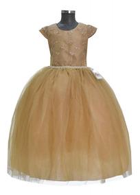 Vestido De Niña Modelo Cléo