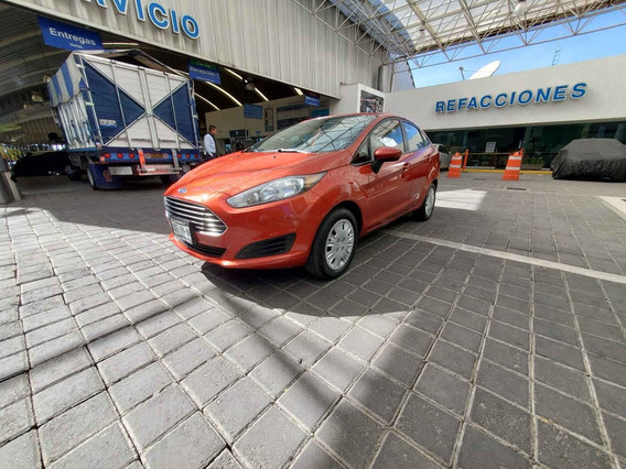 Ford Fiesta 2018 4p S L4/1.6 Man