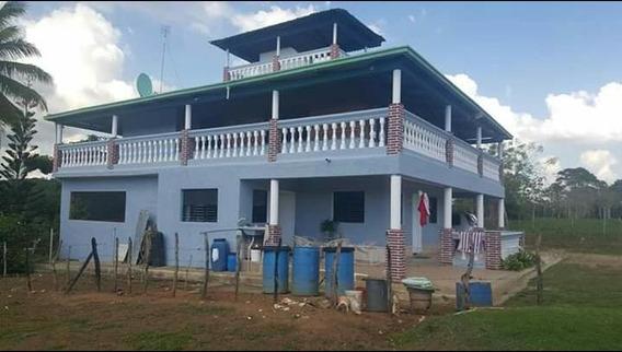 Vendo Villa Con Mansion En San Cristobal