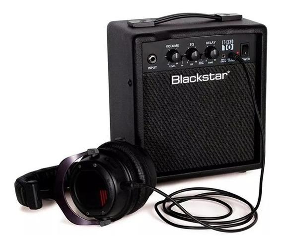 Cubo De Guitarra Blackstar Ltecho10 - 10w 2x3 + Delay + Nfe
