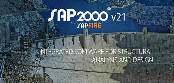 Csi Sap2000 Ultimate X64 21.2 - 2020