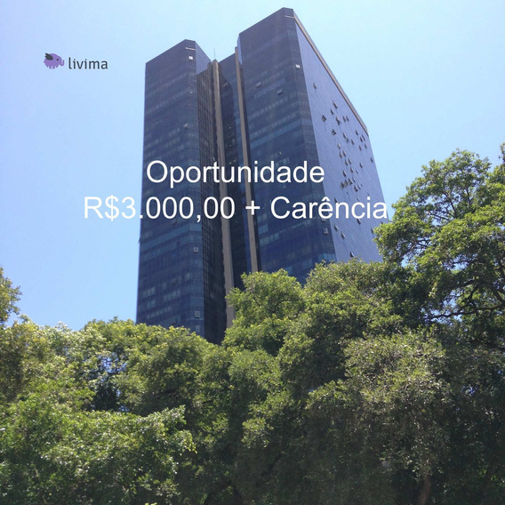 Sala Comercial De 160m² Para Locação Vista Baia Centro Do Rio De Janeiro - Liv-0823