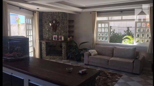 Casa Residencial À Venda, Alpes Dos Araçás (jordanésia), Cajamar - Ca0438. - Ca0438