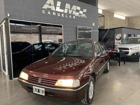 Peugeot 405 Sr Sc Nafta Mod 1993 De Coleccion!!!
