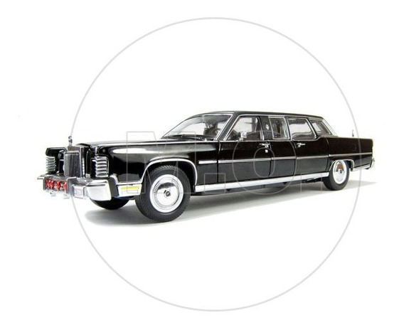 1:24 - Yatming Lincoln Continental 1972 - Reagan