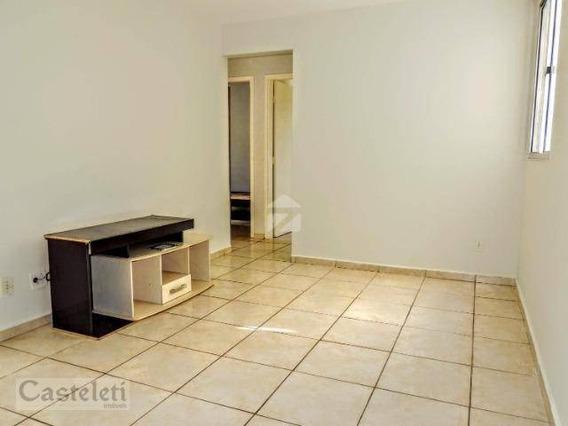 Apartamento Com 3 Dormitórios Para Alugar, 69 M² Por R$ 950/mês - Vila Industrial - Campinas/sp - Ap7001