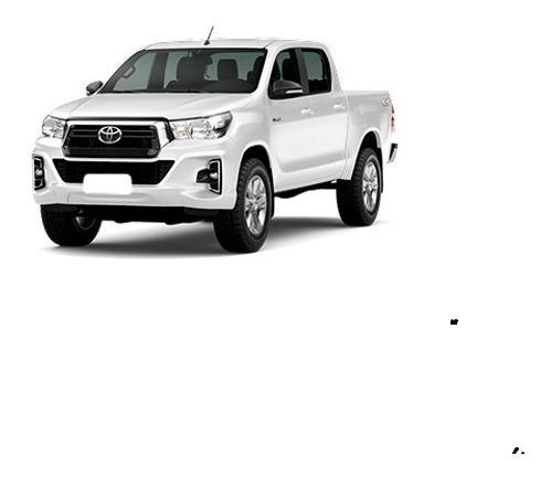 (17) Sucata Toyota Hillux Srv 2.8 2020 (retirada Peças)