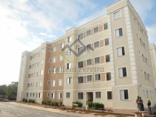 Apartamento 2 Dorms, Condomínio Pq Suisse, 46m R$ 160.000,00 - Ap00206 - 69326810