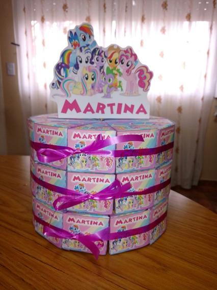 Cajitas Torta Golosinera 1 Piso, Cumples,souvenirs