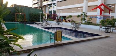 Apartamento Para Alugar Com 03 Quartos, 02 Vagas No Bairro Joaquim Távora - Ap0319
