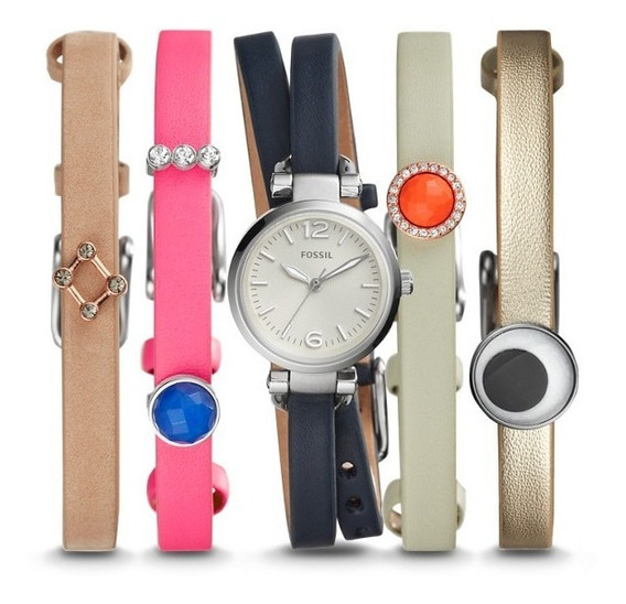 Fossil Mujer Multi Extensibles.es4095set.***91688***