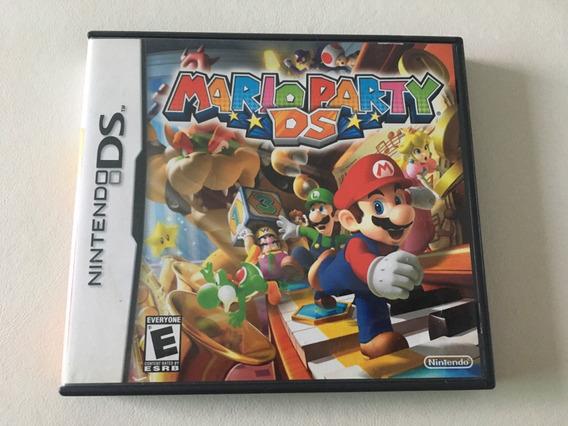 Jogo Mario Party Nintendo Ds Original