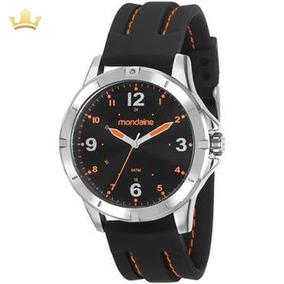 Relógio Mondaine Masculino 99377g0mvni1 Com Nf
