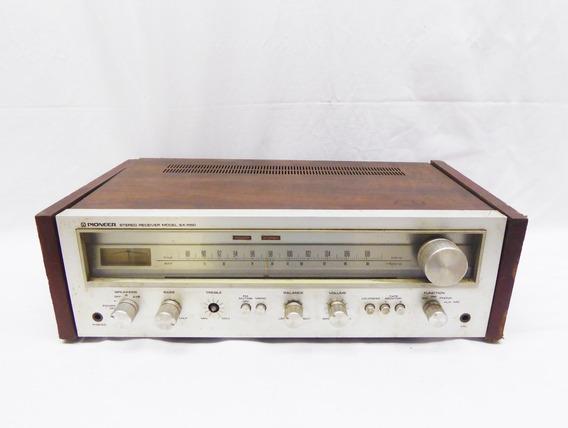 Receiver Pioneer Sx-550 - Restauro - Leia Descrição