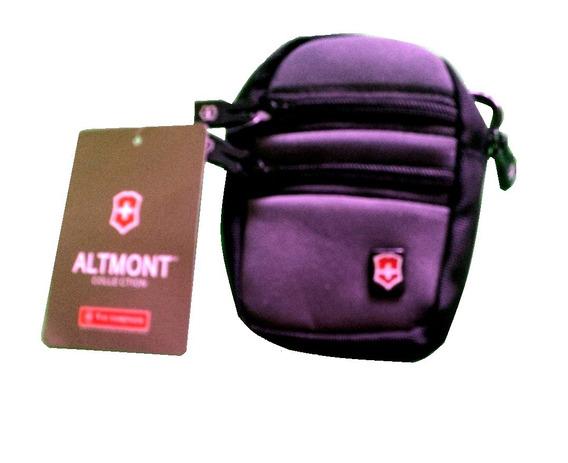 Almont- Bolso Para Cámara O Celular (13x10cm) Gsk-212