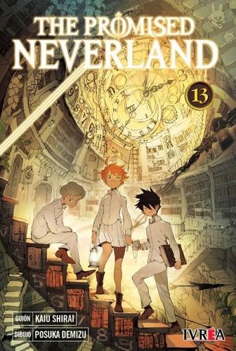 Imagen 1 de 1 de The Promised Neverland 13, Ivrea Argentina
