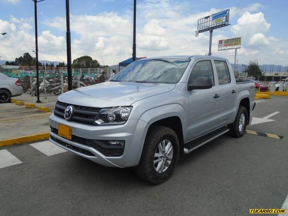 Volkswagen Amarok Tredline