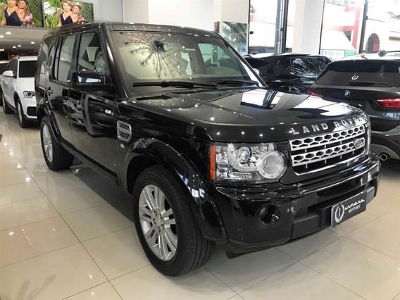 Land Rover Discovery 4 5.0 Hse 4x4 V8 32v Gasolina 4p