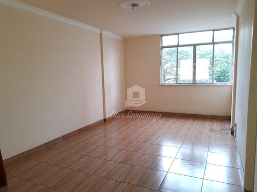 Apartamento Com 3 Dormitórios À Venda, 110 M² Por R$ 400.000,00 - Icaraí - Niterói/rj - Ap0430