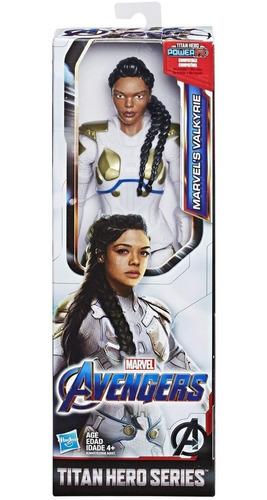 Boneco Avengers Titan Hero Series Valquíria E3308 Hasbro