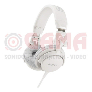 Auricular Vincha Blanco Mdrv55wht Sony 3007926