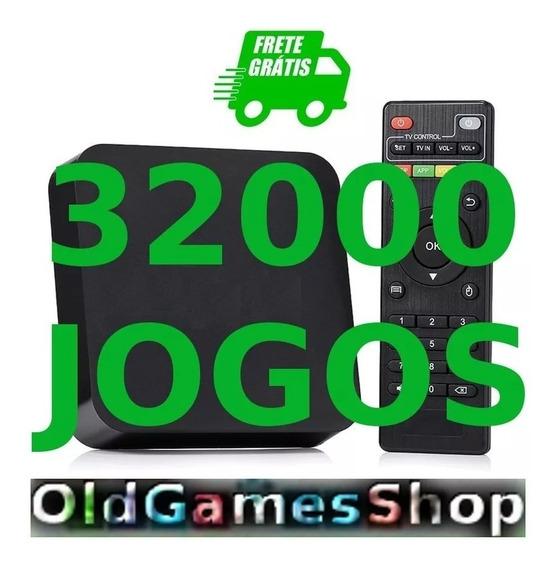 Emuladores +32000jgs Box Tv Envio No Email - Não É Aparelho