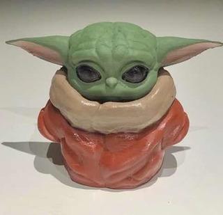 Star Wars Yoda Bebe