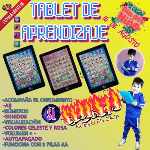 Tablet De Aprendizaje Mi Primer Tablet.