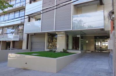 Alquiler Amoblado 2 Dormitorios Pocitos Nuevo Con Garage