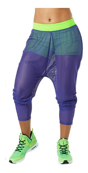 Zumba Wear Calza Pantalon Con Red Colores - Gymtonic