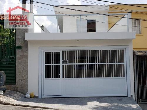 Imagem 1 de 28 de Sobrado Com 3 Dormitórios À Venda, 160 M² Por R$ 620.000,00 - Jaraguá - São Paulo/sp - So1970