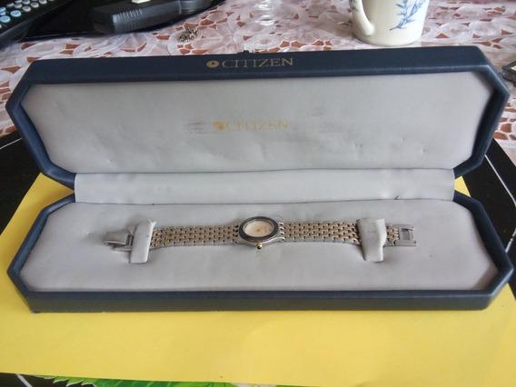 Reloj Citizen Azteca Para Dama