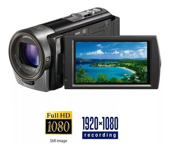 Filmadora Sony Hdr Cx130 Full Hd 1920x1080 Zoom Óptico 30x